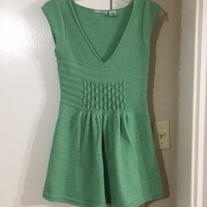 Dresses & Skirts - GUINEVERE GREEN SWEATER DRESS
